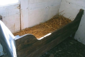 Old Straw Beds-Image From Old and Interesting