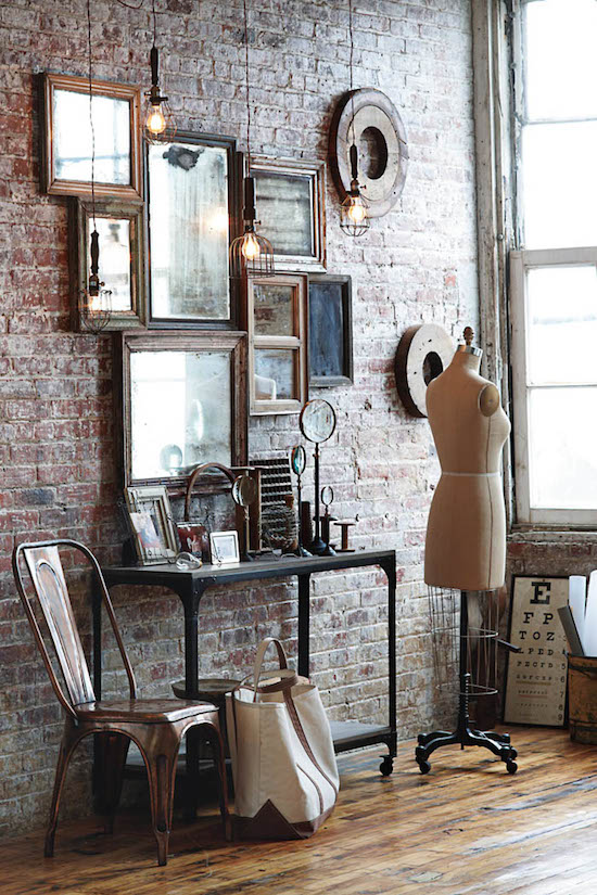Inside Home: Decorating With Mirrors